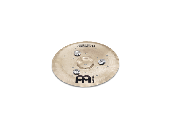 Meinl Generation X Filter China with Jingles 10