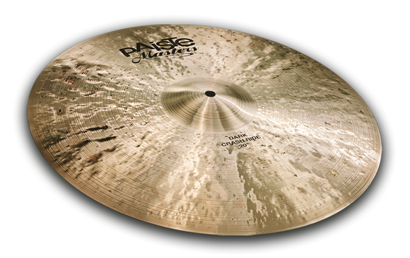 Paiste Masters Collection Dark Crash Rides (20
