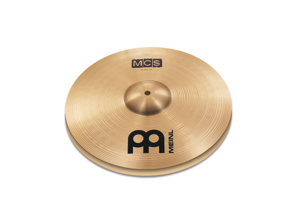 Meinl MCS Medium Hihat, pair 14