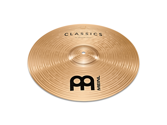 Meinl Classics Medium Crash 17