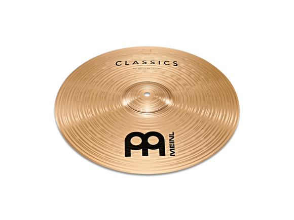 Meinl Classics Medium Crash 16