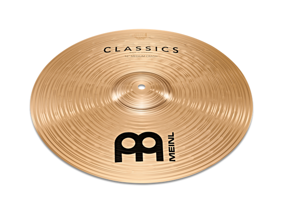 Meinl Classics Medium Crash 20
