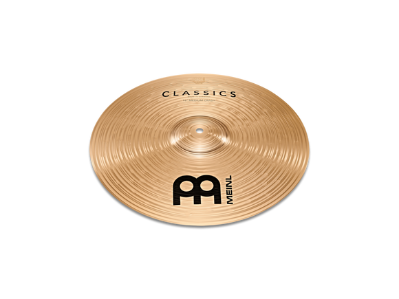 Meinl Classics Medium Crash 14