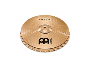 Meinl Classics Powerful  Soundwave Hihat, pair 14""