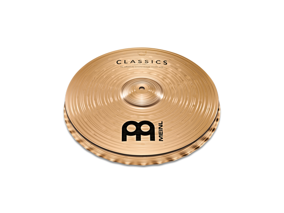 Meinl Classics Powerful  Soundwave Hihat, pair 14