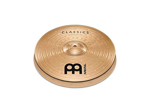 Meinl Classics Medium Hihat, pair 14