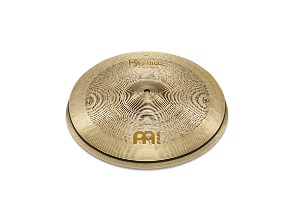 Meinl Byzance Tradition Hihat, Pair 14
