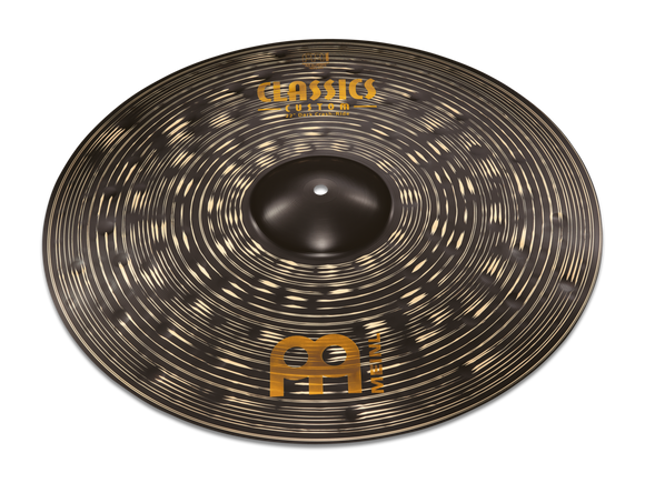 Meinl Classics Custom Dark Crash-Ride 22
