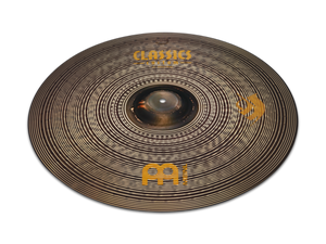 "Meinl Classics Custom Dark Ghost Ride 21"" Brann Dailor SIgnature"