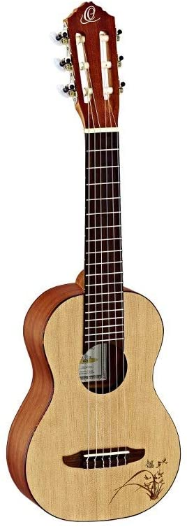 Ortega Guitars Bonfire Series 6 String Classical Guitar
