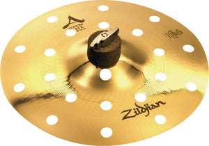 "Zildjian 10"" A Custom EFX Brilliant Finish"