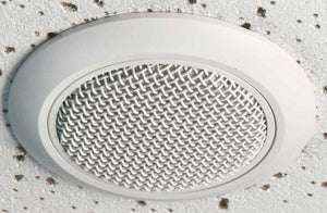 Audix M70 Flush Mount High-Output Ceiling Mic - White