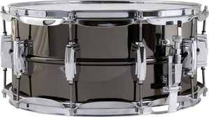 Ludwig Supraphonic Black Beauty Snare Drum 14 x 6.5 in.