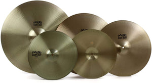 "Paiste Giant Beat Cymbal Pack with Free 18"" Crash"
