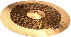 "Stagg Genghis Duo Series Medium Crash Cymbal (17"" / 19"")"