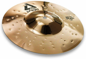 "Paiste Alpha Brilliant 10"" Metal Splash Cymbal"