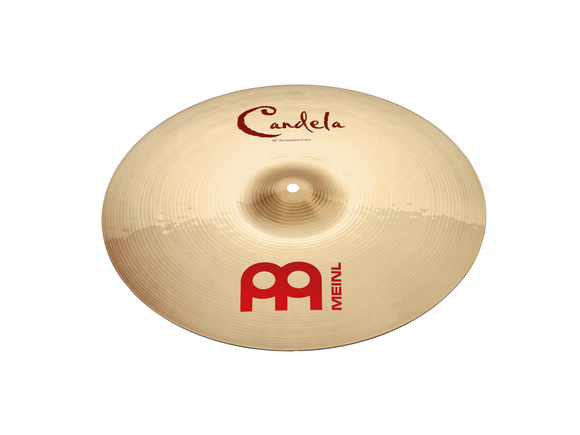 Meinl Candela Percussion Crash 16