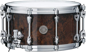 Tama Starphonic Walnut Snare Drum - 7 x 14 inch - Gloss Black Walnut Burl