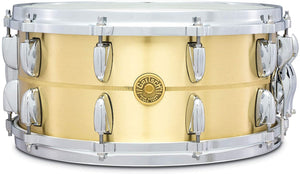 Gretsch Drums 14 X 6.5 Bell Brass Snare Drum