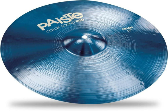 Paiste Colorsound 900 Crash Cymbal Blue 17 in.