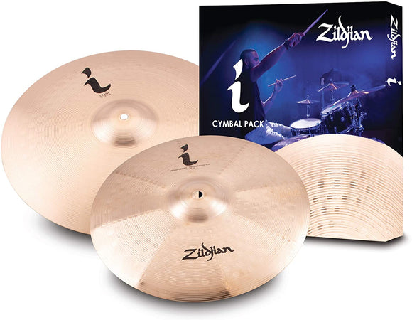 Zildjian I Family Expression Cymbal Pack, 14