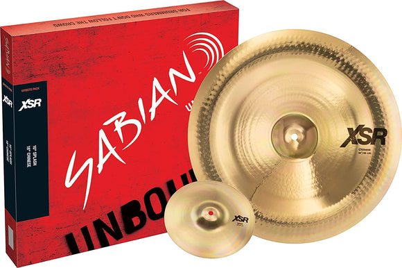 SABIAN XSR Effects Pack