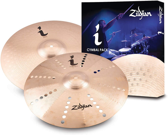 Zildjian I Family Expression 2 Cymbal Pack, 17