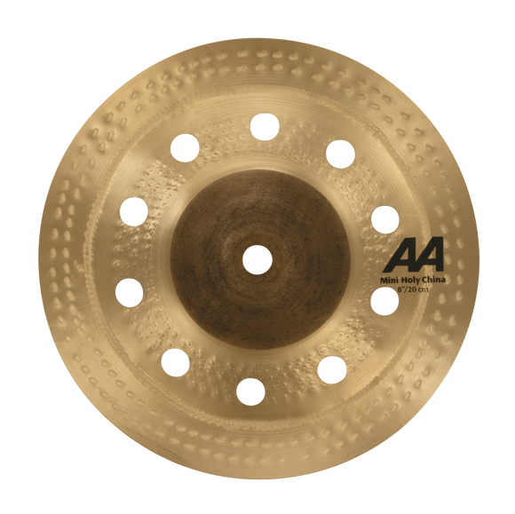 "SABIAN 8"" AA Mini Holy China"