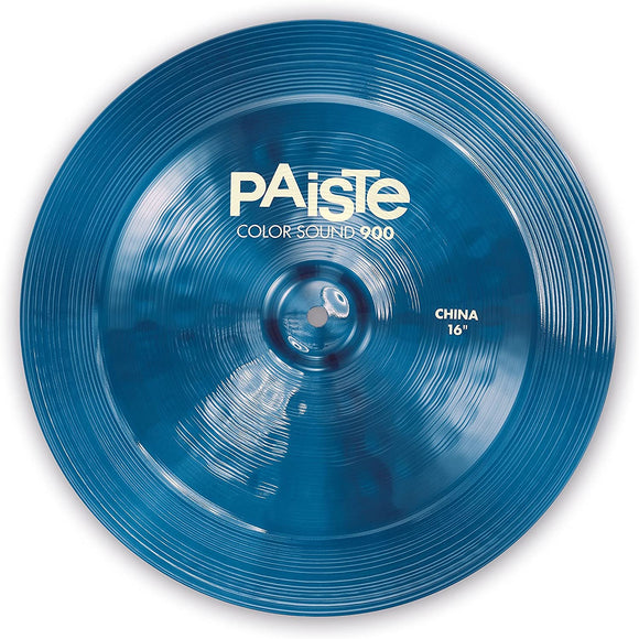 Paiste Colorsound 900 China Cymbal Blue 16 in.