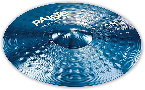 Paiste Colorsound 900 Heavy Ride Cymbal Blue 20 in.