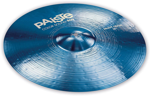 Paiste Colorsound 900 Heavy Crash Cymbal Blue 20 in.