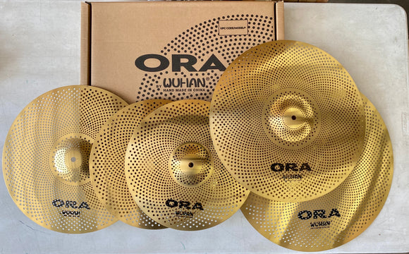 Wuhan ORA Cymbal set Outward Reduced Audio