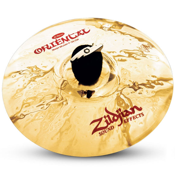 Zildjian Oriental Trash Splash 9