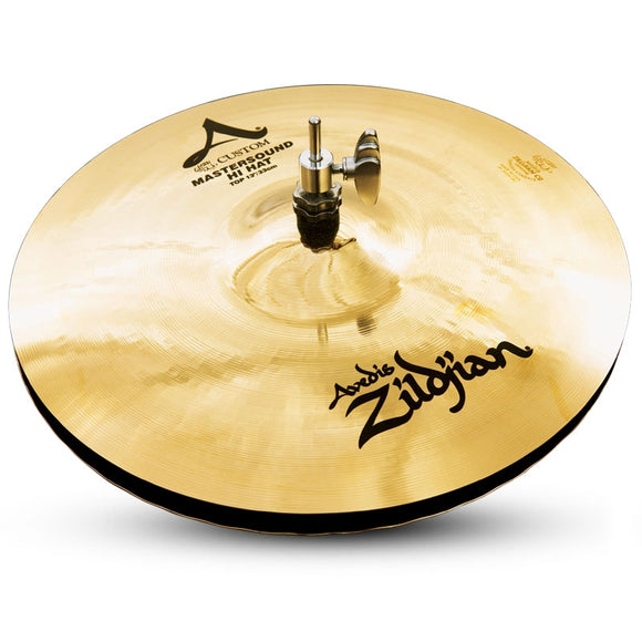 Zildjian A Custom Mastersound Hi hats 13