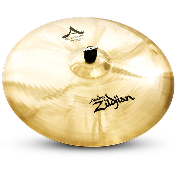 Zildjian A Custom Medium Ride Cymbal 22