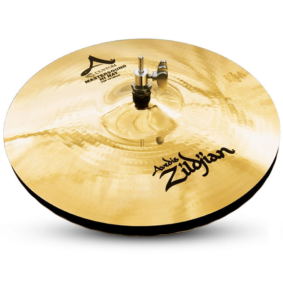 Zildjian A Custom Mastersound Hi hats 14