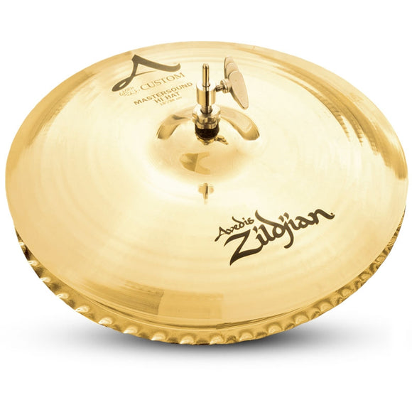Zildjian A Custom Mastersound Hi hats 15