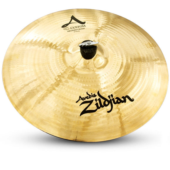 Zildjian A Custom Medium Crash 17