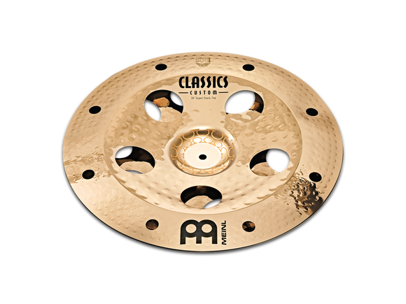 Meinl Cymbals Artist Concept Model Thomas Lang Super Stack 18