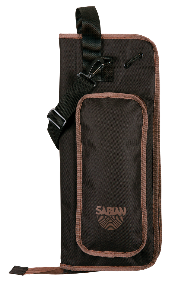 SABIAN Arena Stick Bag (Black With Brown)