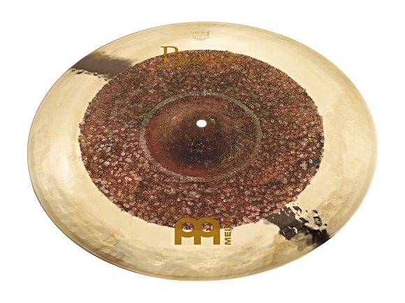 Meinl Byzance Extra Dry Dual Crash Ride 20