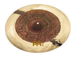 Meinl Byzance Extra Dry Dual Crash Ride 22""