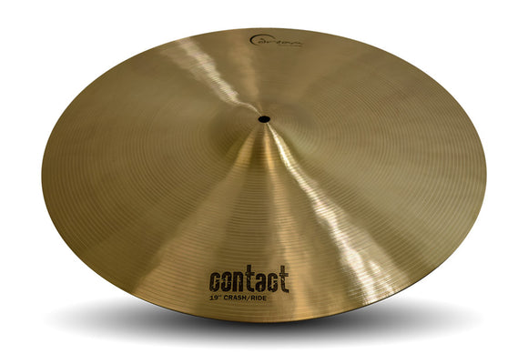 Dream Cymbals Contact Series Crash/Ride 19