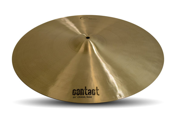Dream Cymbals Contact Series Crash/Ride 20