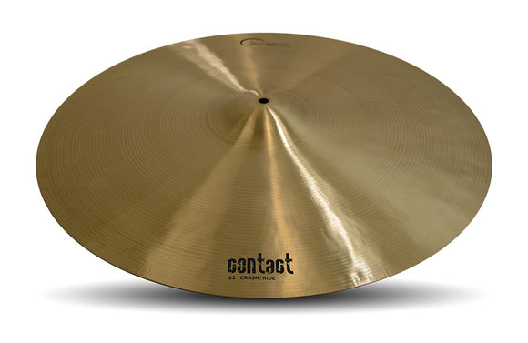 Dream Cymbals Contact Series Crash/Ride 22