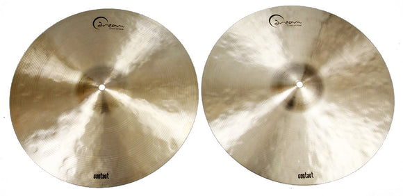 Dream Cymbals Contact Series Hi Hat 16
