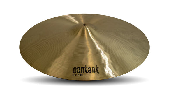 Dream Cymbals Contact Series Ride 20