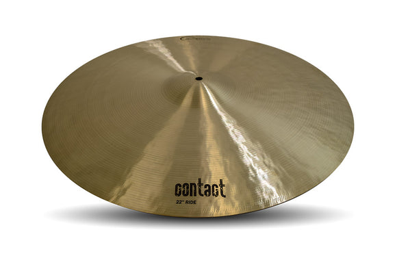 Dream Cymbals Contact Series Ride 22