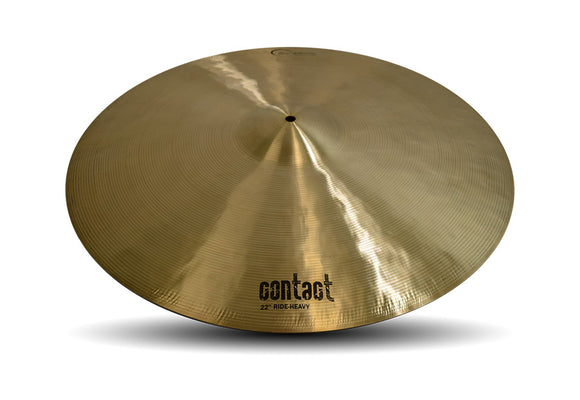 Dream Cymbals Contact Series Ride Heavy 22