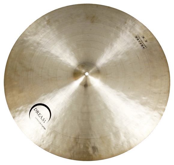 Dream Cymbals Contact Small Bell Flat Rd 24